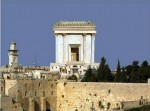 Temple Mount as it should look