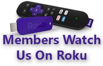 Member Roku Link Page
