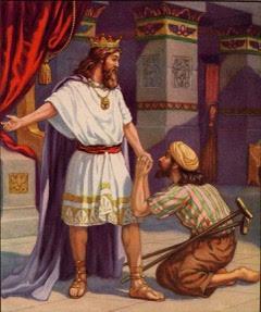 Torah portion Shoftim:  Live for the King