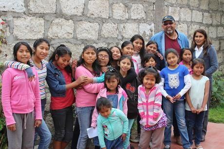 Program 12:  Jeff in Arequipa Peru pt 1 and pt 2