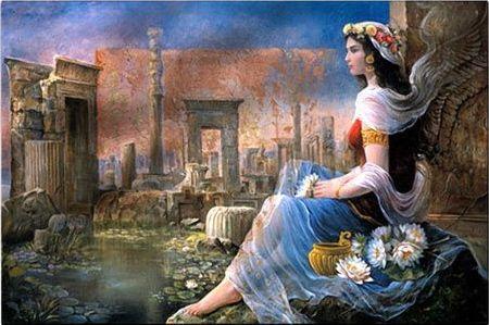Purim, Ancient Persia & the US